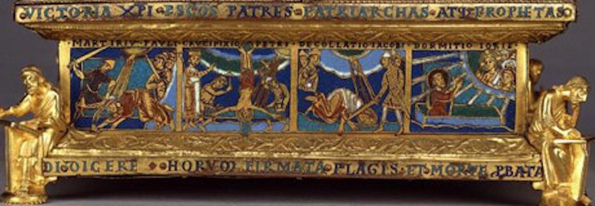 Kunst Van De Middeleeuwen.Rondleiding Kunst Uit De Middeleeuwen Brussel Uit In