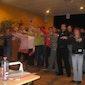 Bewegingstheater: Onderbescherming, over zeepbellen en paraplu's