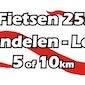 Familie fiets- en wandeltocht voor Kom Op Tegen Kanker.