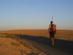 Nottebohmlezing Sebastien de Fooz - te voet naar Jeruzalem, een solotocht van 184 dagen
