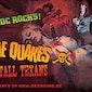 Frenzy, The Quakes en The Long Tall Texans