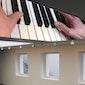 GEVLEUGELD VIERHANDIG,  KAtleen Sedeyn en Hans François - muziek - CC MORTSEL