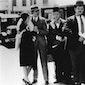 Charly Chaplin, Buster Keaton, Laurel & Hardy
