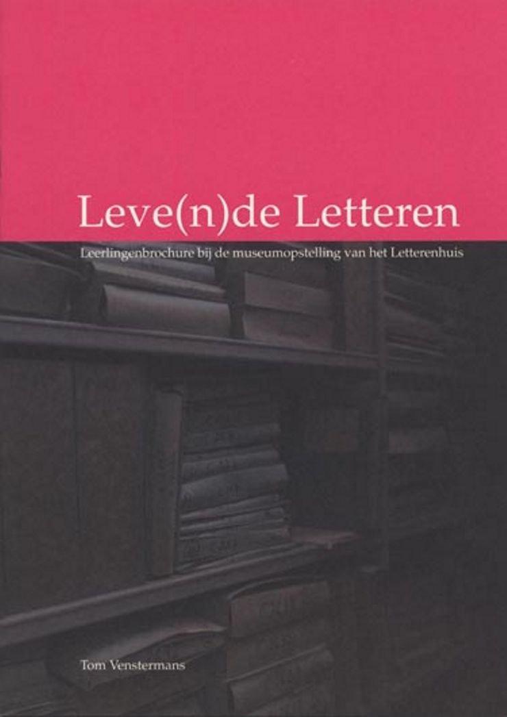 200 jaar literatuur in Vlaanderen: educatief pakket Letterenhuis