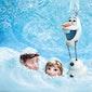 Familiefilm 'Frozen'