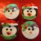 Kinderworkshop: kerstcupcakes versieren