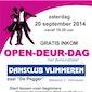 Opendeurdag Dansclub Vlimmeren