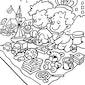 Kinderrommelmarkt met Pannenkoeken