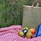 Picknicken met producten uit eigen streek