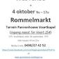 garageverkoop westerlo 4 + 5 oktober