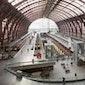 Bezoek aan Antwerpen: Antwerpen Centraal en wandeling