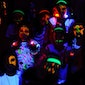 Jeugdcentrum Wollewei wordt 40 jaar: Glow in the dark project