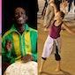 Afro - Zaterdag op 29 november 2014 in Antwerpen (noord): dans, djembé, douns