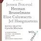 Herman Brusselmans en Jeroen Perceval te gast in 'Wolstraat 7'