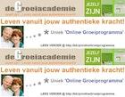 Uniek 'Online Groeiprogramma'