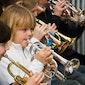 Concert koperklassen Muziek en Woordacademie