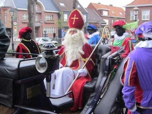 Intrede Sinterklaas