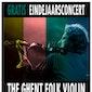 Eindejaarsconcert met the Ghent Folk Violin Project