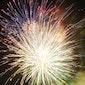 Vuurwerk novemberfoor