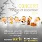 Kerstconcert Koninklijke Harmonie Sint-Lutgardis Hulst & Crescendo