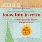 Jouw foto in retro op kerstmarkt Bisterveld