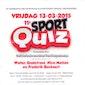 11de Sportquiz vrijdag 13 maart 2015