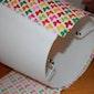 Femma Beke Creatief : (retro) lampenkap maken met stof