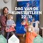 Dag van de Kunstuitleen Antwerpen, Leuven, Gent