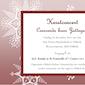 Kerstconcert met Crescendo koor Zottegem (Dikkele kerk)