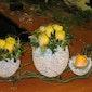 Femma Beke Creatief : bloemschikken voor Pasen