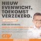 Meer weten over het regeerakkoord? - Infoavond met Koen Van den Heuvel, CD&V Lier-KH