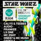 Star Warz presents RAM records