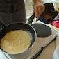 Smulnamiddag pannenkoeken