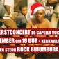 Rock Bujumbura Kerstconcert - door Capella Vocale