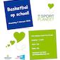Basketbal op de Sportplaneet