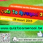 Quiz To Arsenaal 3 - VOLZET