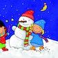 Van bib naar bed: De kleine helper van de Kerstman