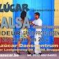 opendeur met gratis salsa lessen in Azúcar