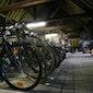 Exclusief bezoek aan de fietszolder