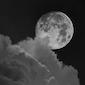 Volle Maan-ceremonie juli 2015 Blauwe Maan