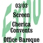 Screen - Cherica Convents - Office Baroque