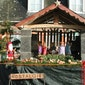 Wandelen langs kerststallen in Melsele