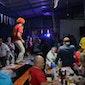 wijkfeest met bbq en dans, acts, demo's, grimme en diverse andere activiteiten
