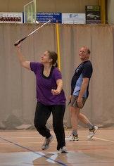 Initiatie badminton voor volwassenen