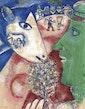 Marc Chagall in Brussel: tentoonstellingsbezoek - VOLZET