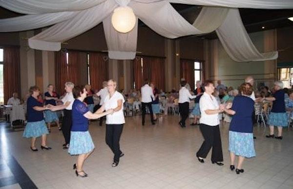 OKRA Beersel danst