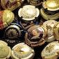 Nationale ruilbeurs van champagnecapsules