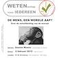 De mens een morele aap? Over de ontwikkeling van de moraal