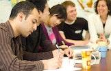 Babbelut: conversatietafel Nederlands