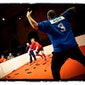 BIL Impromatch Blauw - Geel